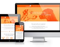 Website for Vitamine Agency