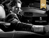 Fred Daniel London - Branding