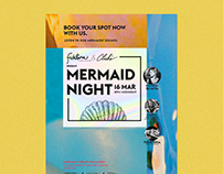 mermaid night
