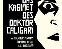 Das Kabinet Des Doktor Caligari - v2