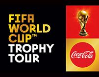 BTL: COCA-COLA / TROPHY TOUR 2018 - FIFA