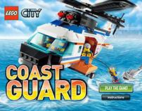 Guardianes de la Costa - Lego