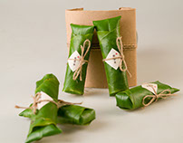 Three packaging design