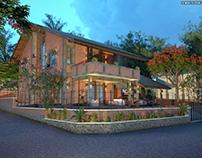 Brick House-Rajagiriya-SL