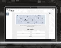 Website für das Hotel Chelsea in Köln