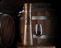 Bigar Wine Bottle