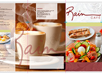 Rain Cafe Brochure