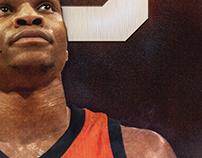 Russell Westbrook - MVP (Personal Work)