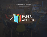 Paper Atelier. Online notebooks constructor.
