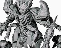Destiny - Custom Wizard + Thrall