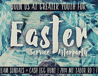 Greater Youth Easter