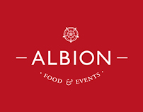 ALBION: food & events