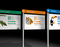 Zoo Rio Signage