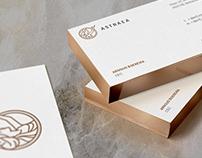 Astraea Branding