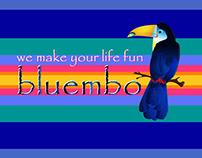 Bluembo Logo Concept