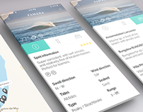 Canarias Surfari Guide App