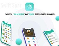 Swift Spar Social App
