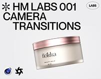 HM LABS 001: Camera Transitions [Cinema4D / Octane]