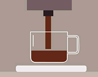 Nespresso Branding Motion Graphics
