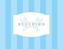 Blurbird Boutique Website