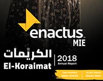 enactus MIE - Annual Report