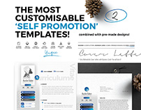 My Resume - Self Promotion Templates