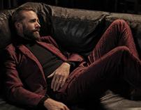 Joseph Fiennes | Photographed by Sandro Baebler