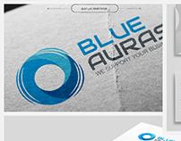 BLUE AURAS