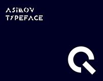 ASIMOV_typeface