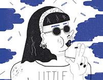 Little Girl Blue