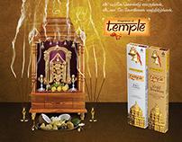 ITC Mangaldeep Agarbattis Temple smoke campaign