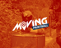 Moving'Paintball - Brand design