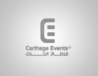 CARTHAGE EVENTS TV BRANDING