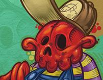 "Calaquito ""Skull Boy"""