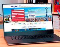 Viajes Longueira - Web Autoadministrable PHP