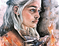 Mother of Dragons, 2019