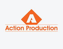 Action Production Logo Design