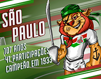 Mascotes do Gauchão | Football Mascots