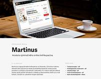 Martinus.sk Case Study – EN
