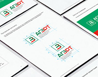 AGZ RT. Branding of the government agency.