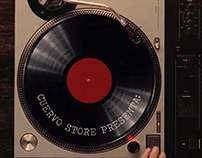 Cuervo Store / Vinyl your shame
