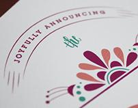 70th Anniversary Invitation Design