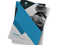 Corporate Brochure -InDesign Template