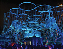 COSMO - Lighting Design at MoMA PS1