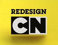 Cartoon Network | TV Ident Redesign