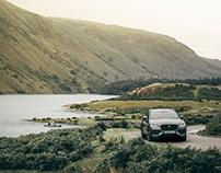 Jaguar XE, XF & F-Pace Photoshoot