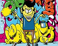 Graffiti, Pura Vida