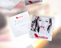 Nailbar | Graphic design
