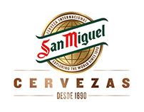 SAN MIGUEL CERVEZAS: giveaway promotion