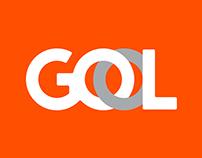 GOL Airlines rebrand